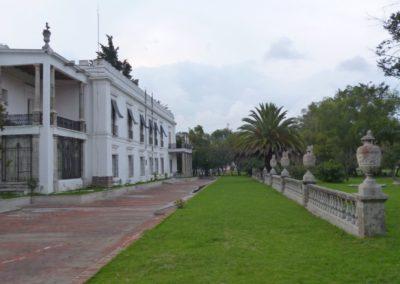 Museo Hacienda de San Cristóbal Polaxtla.