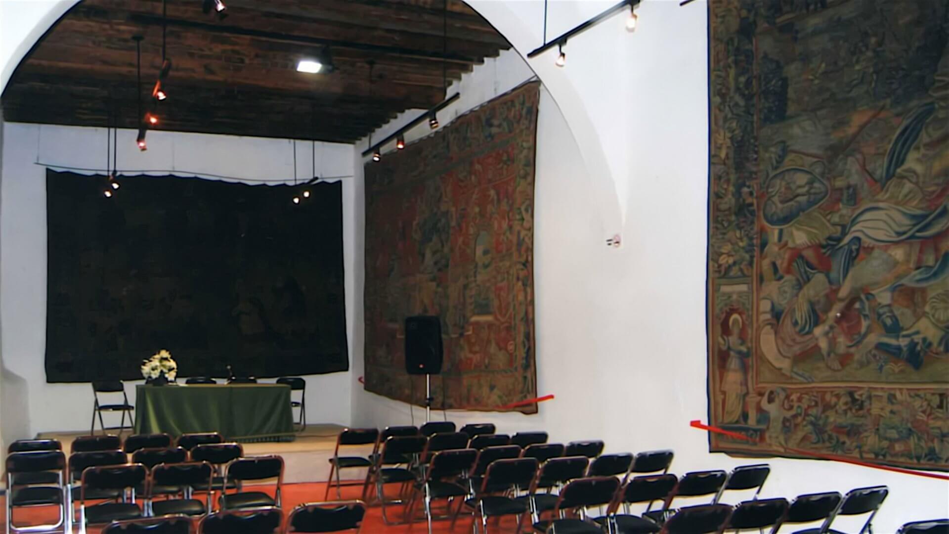 Sala de Conferencias Museo Casa de la Bola