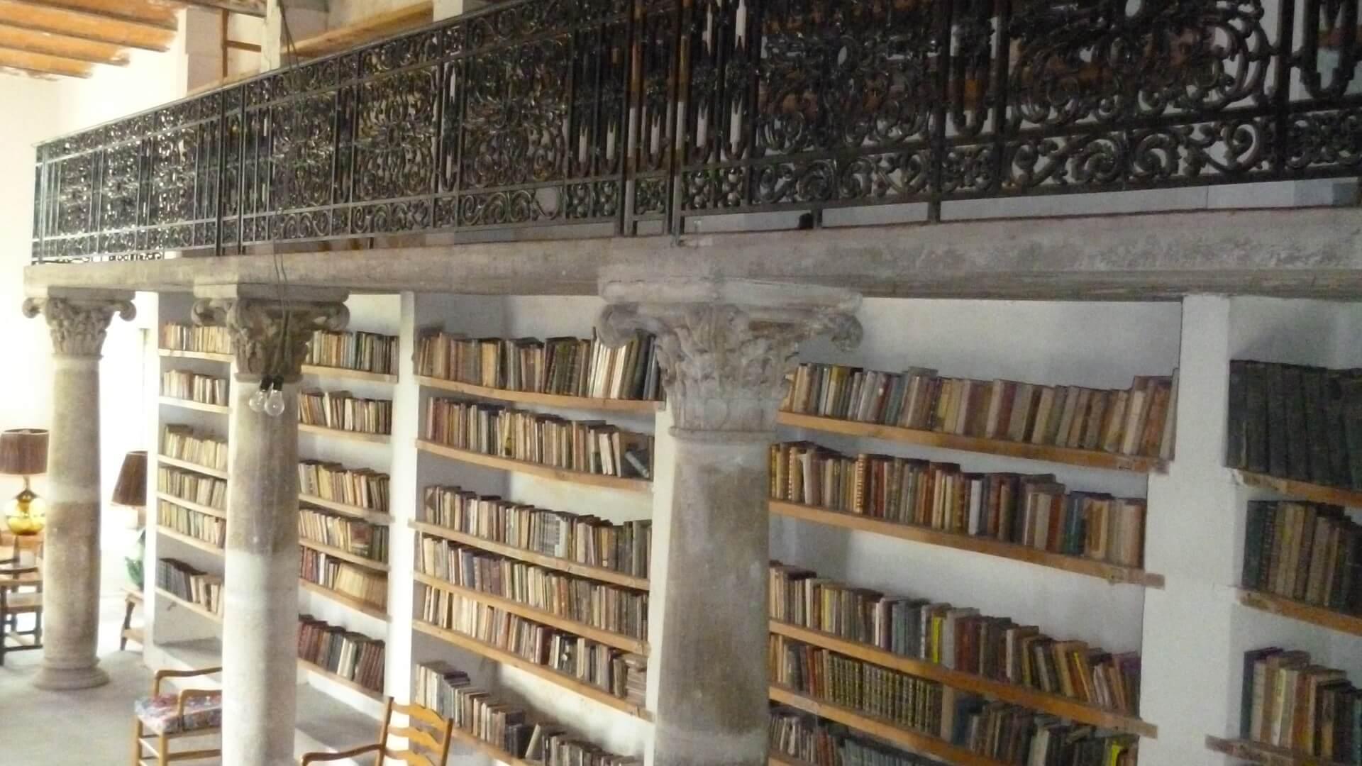 Biblioteca Museo Hacienda San Cristóbal Polaxtla