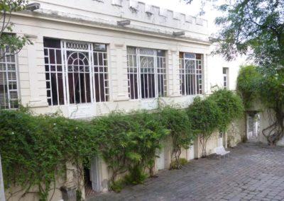 Patio Museo Hacienda San Cristóbal Polaxtla